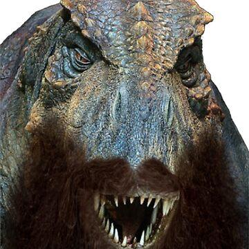 Skäggosaurus Rex by NyheternaSE