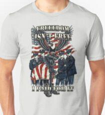 Veteran-Freedom Isn't Free T-Shirt