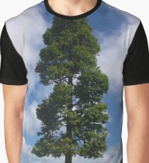 A Young Kauri Graphic T-Shirt