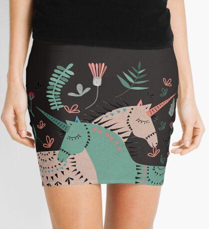 It's Still Unicorny Mini Skirt