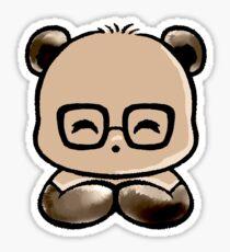 Chic Panda Sticker