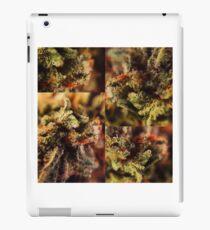 Macro Marijuana  iPad Case/Skin