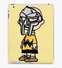 Charlie Brown Mask iPad Case/Skin