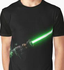 Luke Skywalker Blade Graphic T-Shirt