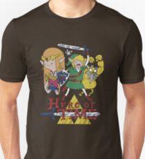 Legend Of Zelda Hero - Adventure Time T-Shirt