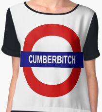 Cumberbitch Chiffon Top