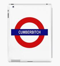 Cumberbitch iPad Case/Skin