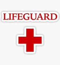 Lifeguard (1) Sticker