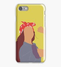 Beyonce as Rosie the Riveter iPhone Case/Skin