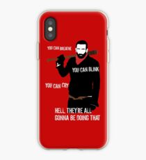 Negan iPhone Case