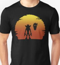 Crash on Sunset T-Shirt