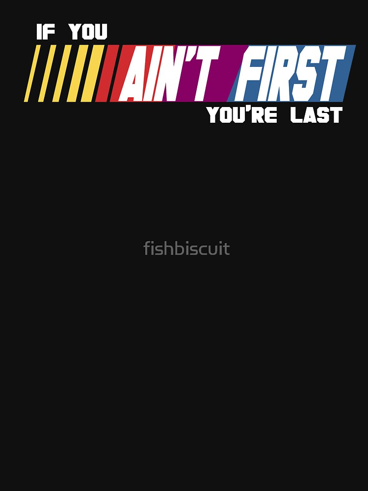 Last Place by fishbiscuit