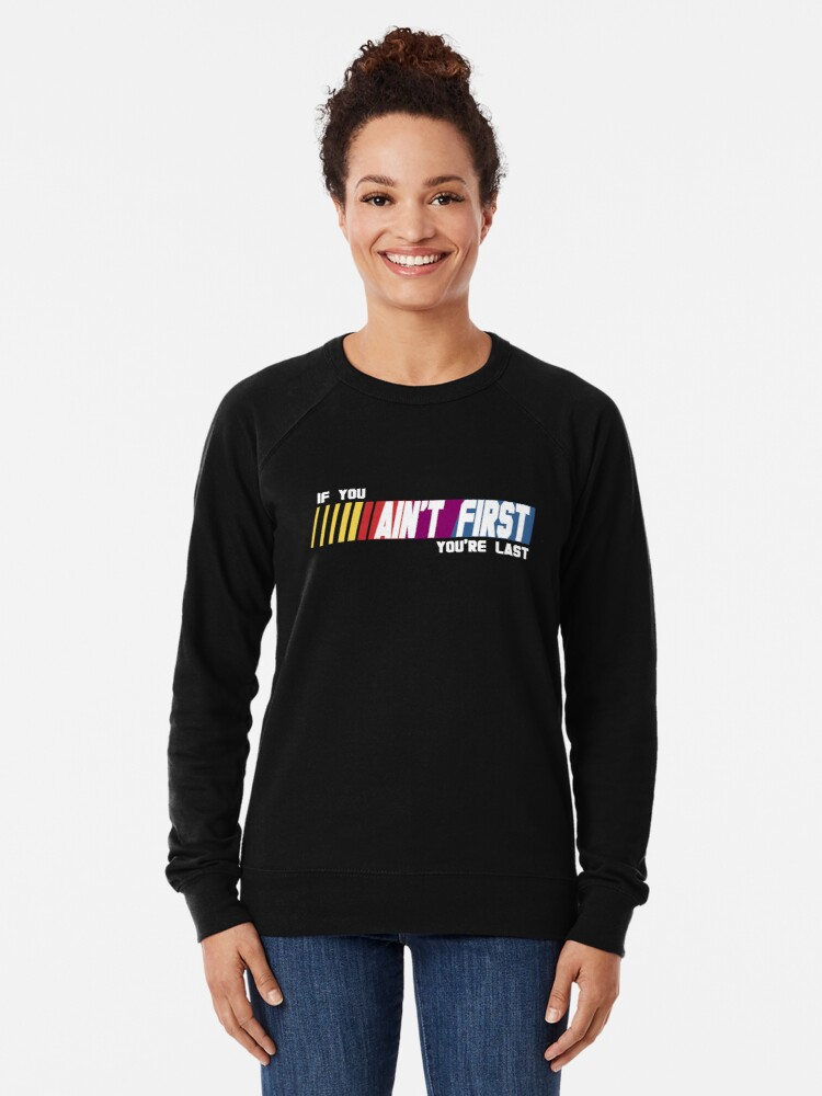Alternate view of Last Place Lightweight Sweatshirt