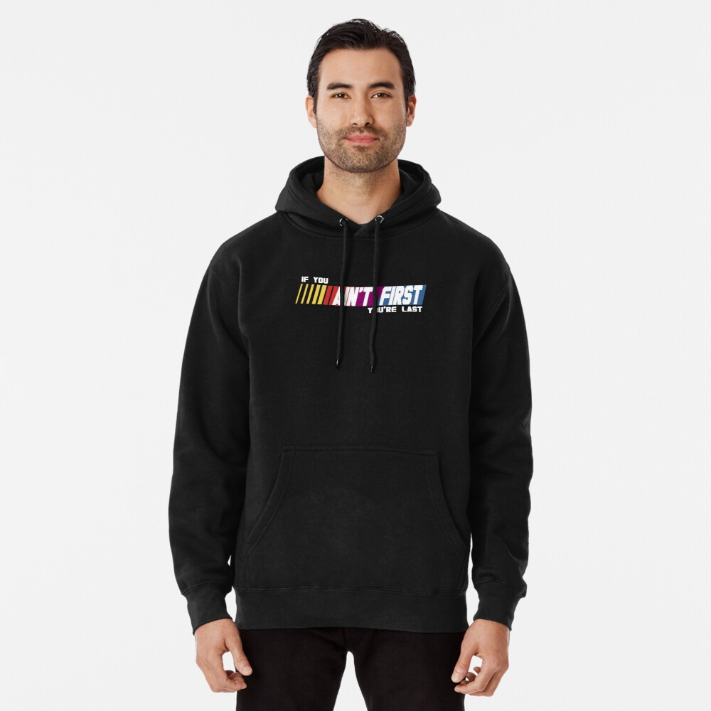 Last Place Pullover Hoodie