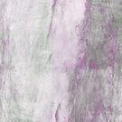 Purple Haze Abstract by Printpix