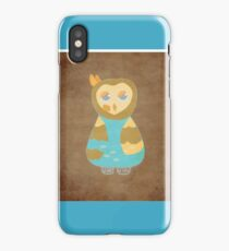 I'm a Hoot ! iPhone Case/Skin
