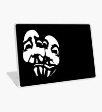 Anonymous Comedy  Laptop Skin