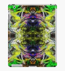 Symmetry Of Colour Abstract iPad Case/Skin