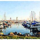 oceanside harbor by vanhagen