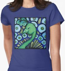 Garden Royalty Womens Fitted T-Shirt