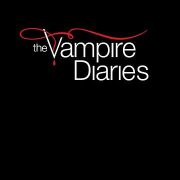 The Vampire Diaries by mputrus