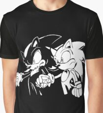 Fast Fiction Graphic T-Shirt