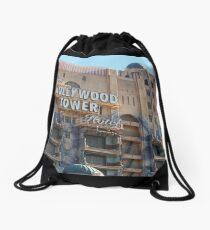 Tower of Terror Drawstring Bag