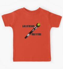 Dr Who - Gallifreyan MultiTool Kids Clothes
