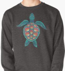 Mandala Turtle Pullover