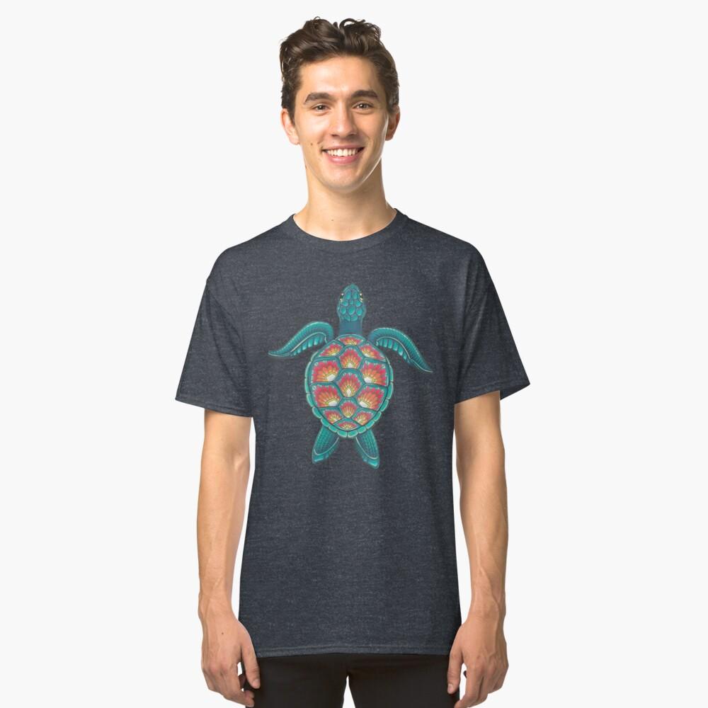 Mandala Turtle Classic T-Shirt