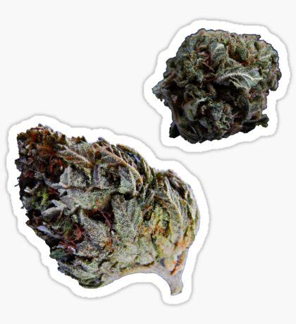 420 Buds #97 Sticker