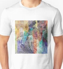 Form in Chaos Abstract T-Shirt