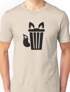 Furry Trash Icon Unisex T-Shirt