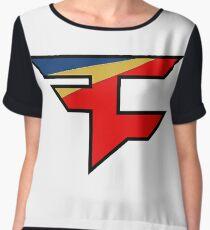 Official Faze Clan Logo Women's Chiffon Top