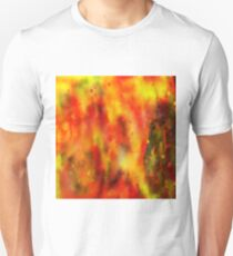 Burned - Abstract Painting T-Shirt