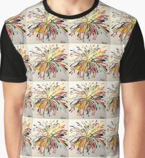 Bursting with colour Graphic T-Shirt