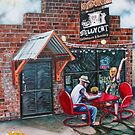 'SMELLY CAT COFFEEHOUSE' by Jerry Kirk