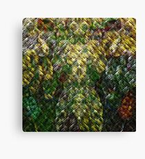 An abstract of distinction Canvas Print