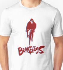 Brakeless Fixie/Fixed Gear 3D T-Shirt