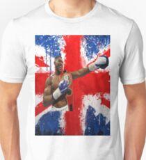 Anthony Joshua British Boxing World Champion  Unisex T-Shirt