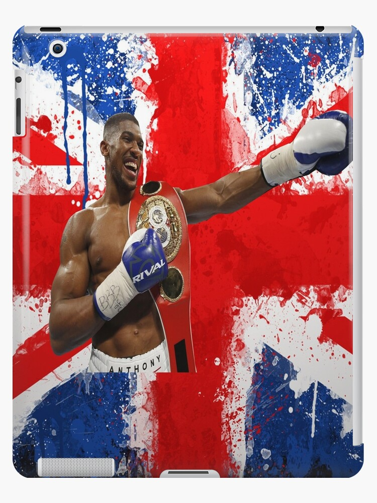 fe082a5b Anthony Joshua British Boxing World Champion