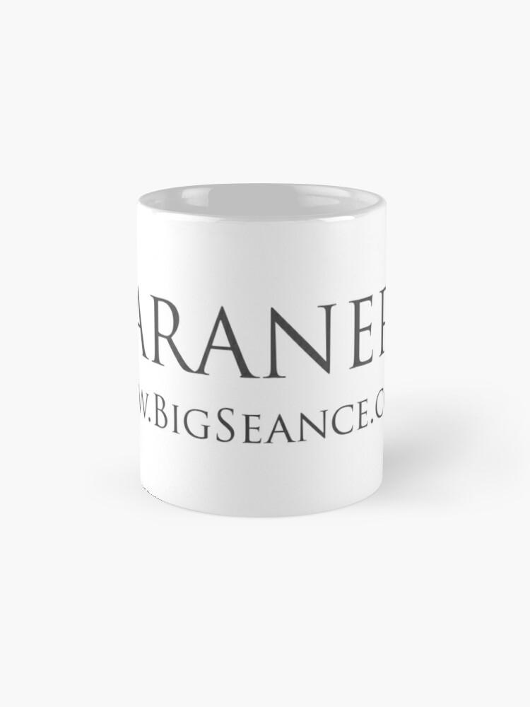 Alternate view of Are You a #PARANERD? (Black Text) Standard Mug