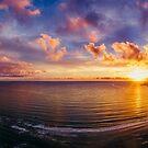 Noosa Heads Sunrise by Sam Frysteen