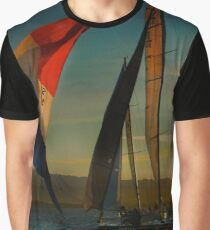 Where Spinnakers Come To Life Graphic T-Shirt