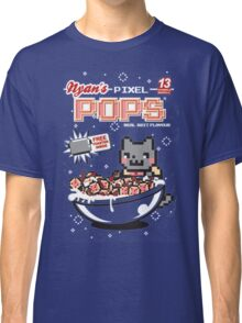 Nyans Pixel Pops Classic T-Shirt