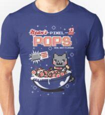 Nyans Pixel Pops Unisex T-Shirt