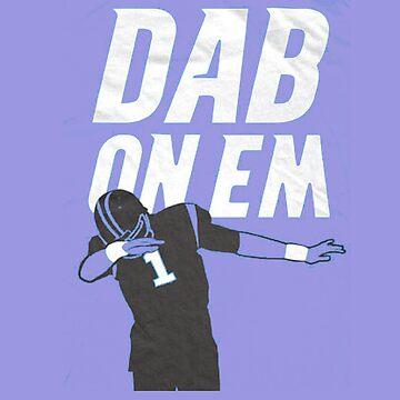 DAB ON EM by winifredweiss