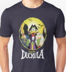 Count Duckula - Darkwing Duck Unisex T-Shirt