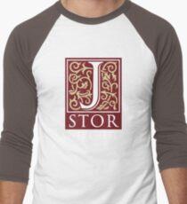 Jstor and Chill Men's Baseball ¾ T-Shirt