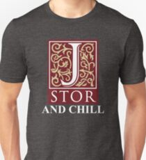 Jstor and Chill Slim Fit T-Shirt